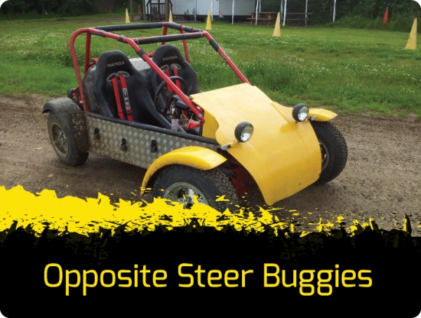 Opposite Steer Buggies